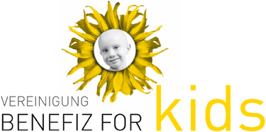 Logo Benefiz for Kids